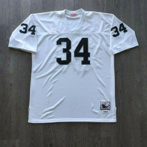 Mitchell & Ness Bo Jackson 34 Raiders Jersey 3XL